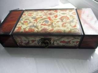 Красивая шкатулка для бижутерии или рукоделия для вас и в подарок title=