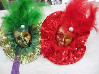 Настенные красивые венецианские маски для вашего интерьера и в подарок title=