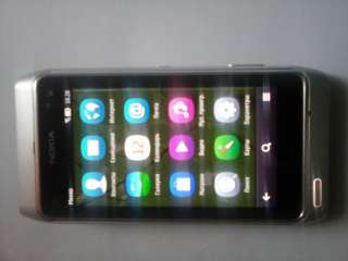 Продам сенсорный телефон Nokia N8 title=