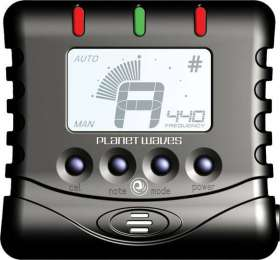D`Addario Planet Waves PW-CT-09 Universal Chromatic Tuner. title=