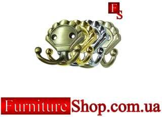 Гачок ракушка на FurnitureShop.com.ua