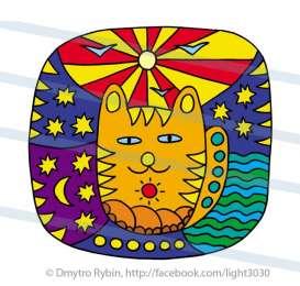 Раскраски для детей и взрослых. Сборник в цифровом виде (pdf)