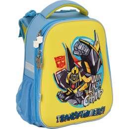 Ранец школьный каркасный KITE 2017 Transformers 531 (TF17-531M)