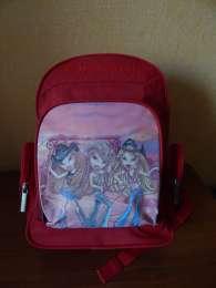 Рюкзак   Bagland для девочки 1-4 класса, школьный ранец title=