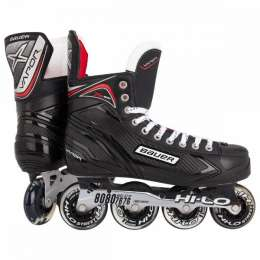РОЛИКИ ДЛЯ ХОККЕЯ BAUER VAPOR XR300 SENIOR ROLLER HOCKEY SKATES - '17  title=