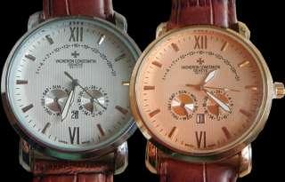 "Часы ""Vacheron Constantin"" - кварц, золото, сталь"