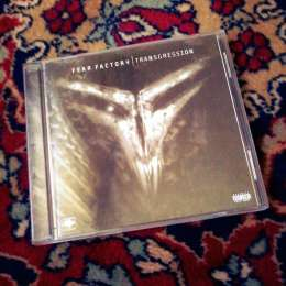 CD Fear Factory - Transgression. title=