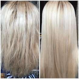 Кератиновое выпрямления , восстановления волос!!!Борщаговка title=