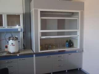 Шкаф вытяжной лабораторный от СпецМед