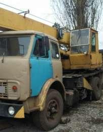 Продаем автокран КС-3577-1 Ивановец, 12,5 тонн, МАЗ 5334, 1986 г.в. title=