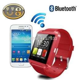 (код 215) Smartwatch bluetooth смарт - часы U8 для Android  title=