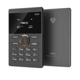 (код 354) AIEK E1 Дешевый мини мобильный телефон title=