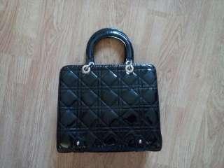 325c649f26d4 Черная лаковая сумка: 249 грн - Мода и стиль / Аксессуары Винница на ...