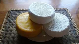 Сыр из козьего молока title=
