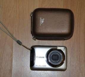 Фотоапарат Canon PowerShot A 495 + Чехол