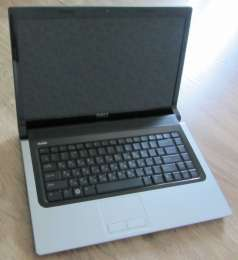Рабочий ноутбук Dell 1555 Studio(возможен торг) title=