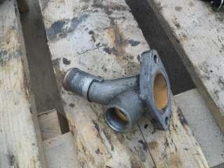 Фланец помпы Мазда 323 BA 1.5, 16V, двигатель Z5, B6BF-15-161 оригинал