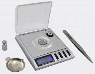 Высокоточные цифровые весы Carat (20g~0.001g) title=