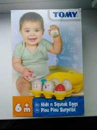 Іграшкові яйця TOMY title=