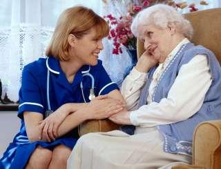Работа в домах престарелых в финляндии больной лежачий уход