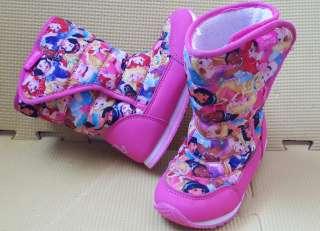 Сапоги Disney Princess 26-27 р. title=
