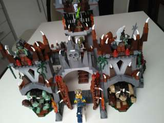 Lego Trolls' Mountain Fortress 7097  title=