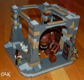 Lego Rancor Pit 75005 Star wars  title=