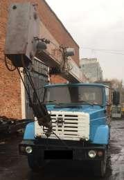 Продаем автокран КС-3575А, 10 тонн, 1993 г.в., ЗИЛ 133ГЯ, 1985 г.в. title=