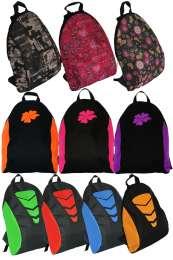 Спортивные рюкзачки оригинальной формы- капля, Новая коллекция RLB