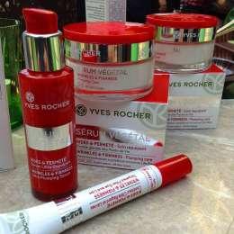 Serum vegetal# восстановление упругости -35+#дневной#Yves Rocher