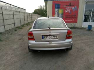 opel astra g title=