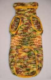 Одежда для животных, комфортная, мягкая, ручное вязание в две нитки