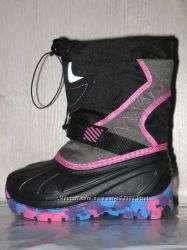 Детские сноубуты Ozark Trail зимние ботинки сноубуты съемный валенок