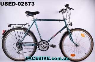 БУ Городской велосипед HWS - из Германии у нас Большой выбор