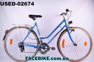 БУ Городской велосипед Leopard - из Германии у нас Большой выбор