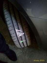 Продам нові шини kumho ecowing es01 kh27 95w 205/65/16 title=