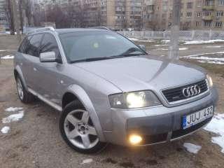 Audi ALLROAD в хорошем состоянии!
