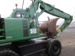 Экскаватор колесный полноповоротный Komatsu PW 170 ES-6K   2005 г.в.,  title=