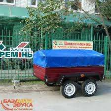 Купить прицеп Лев Акция доставка за счет завода. title=