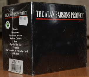 Alan Parsons Project Complete Albums Collection 9 CD Set