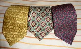 Элитный редкий галстук шелковый Италия Англия