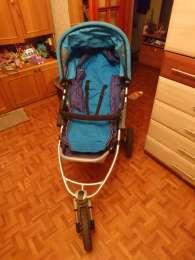 Детская коляска Quinny Speedi прогулка от 6 мес до 4 лет. title=