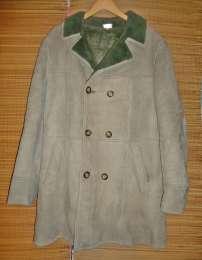 Элитная Дубленка куртка кожаное пальто овчина Италия