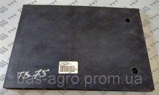 Защитная резиновая пластина ножа фрезы 160мм Geringhoff 511361 title=