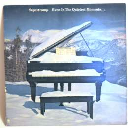 Supertramp. Even in the quietest moments (виниловый диск)