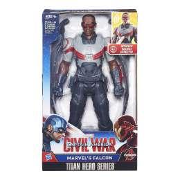 Мстители Марвел Marvel Titan Hero Falcon Electronic 30см Фалкон