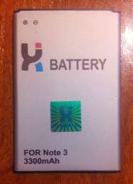 Аккумулятор Samsung Note 3 батарея АКБ Самсунг