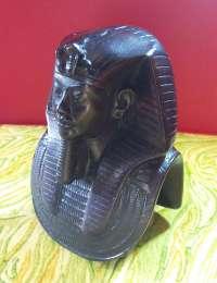 Фараон Тутанхамон пирамида Египет статуэтка