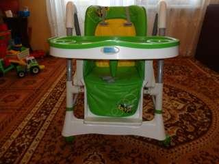 Продам детский стульчик для кормления title=
