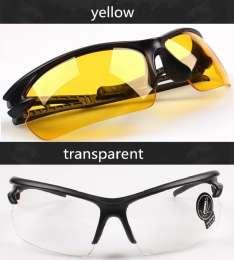Тактические, авто-вело вождения очки, UV400.